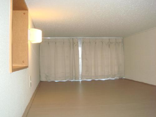 レオパレスMINA 205号室のベッドルーム