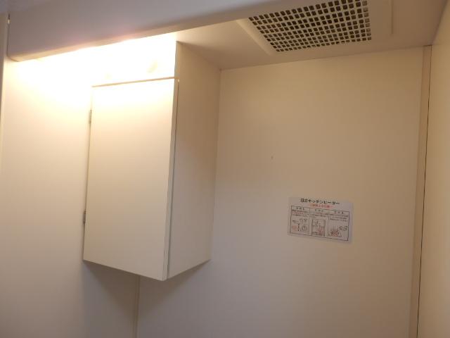 ジョイフル津田沼Ⅲ 206号室のキッチン