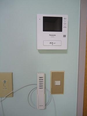 小坂プリンシア 501号室のセキュリティ