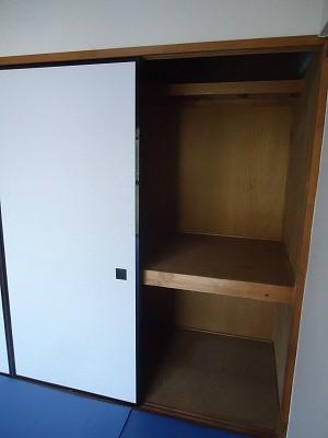 小坂プリンシア 501号室の収納