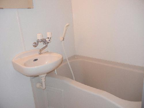 レオパレス0602 kaze 206号室の風呂