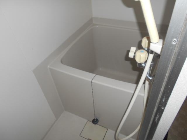 ハイツKTYⅡ 201号室の風呂