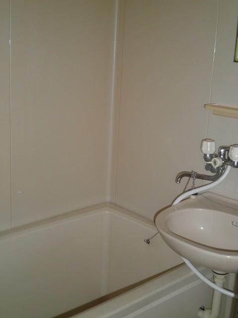 ボヌール新町 105号室の風呂
