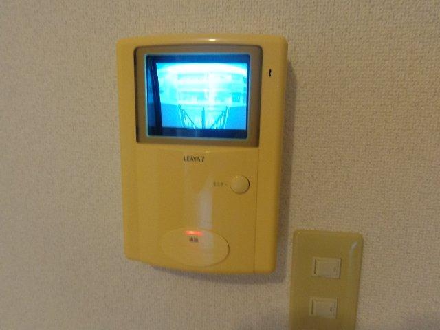インペリアルコート岡田 202号室のセキュリティ
