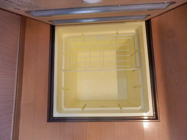 スタットアンクム B 101号室の収納