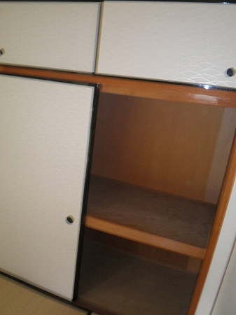 パープルマンション 202号室の収納