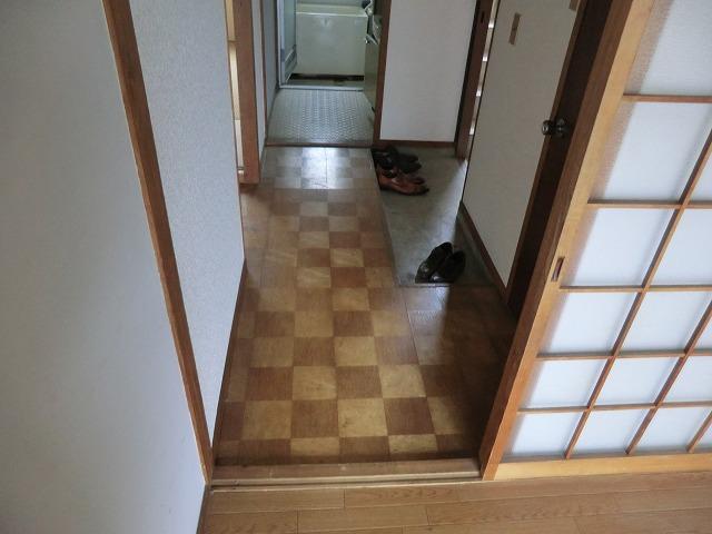 パールハイツ 305号室の居室
