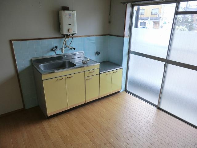 パールハイツ 305号室のキッチン