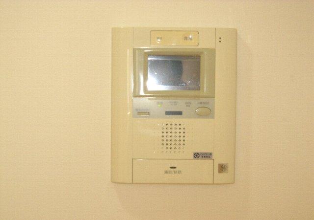 らふぃね壱番館 102号室のセキュリティ
