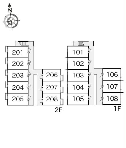 レオパレスソフィア 102号室のその他