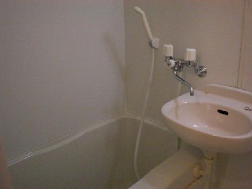 レオパレスナチュラルA 203号室の風呂
