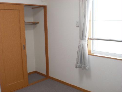 レオパレスナチュラルA 203号室の収納