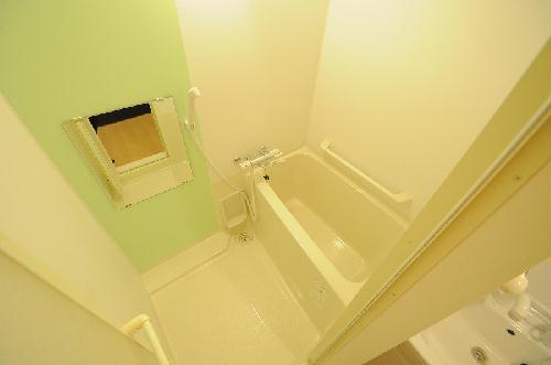 レオネクストエスベランサ 110号室の風呂