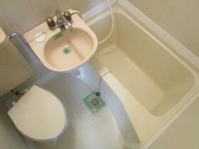 メゾンドクレール 0105号室の風呂