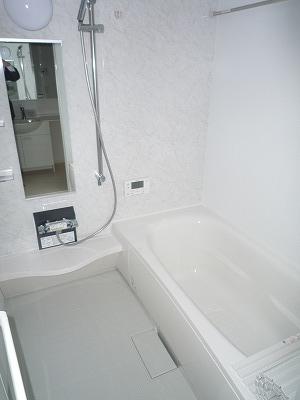 ロイヤル キャッスル 206号室の風呂