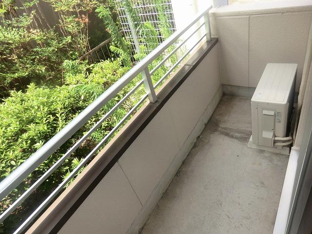 コーポ東海Ⅱ 209号室のバルコニー