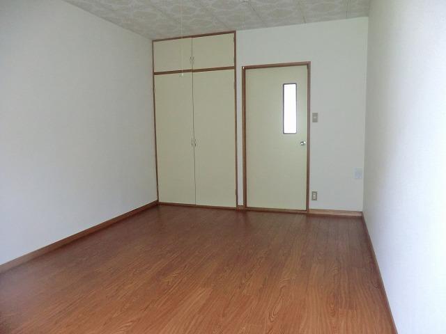 コーポ東海Ⅱ 209号室のベッドルーム