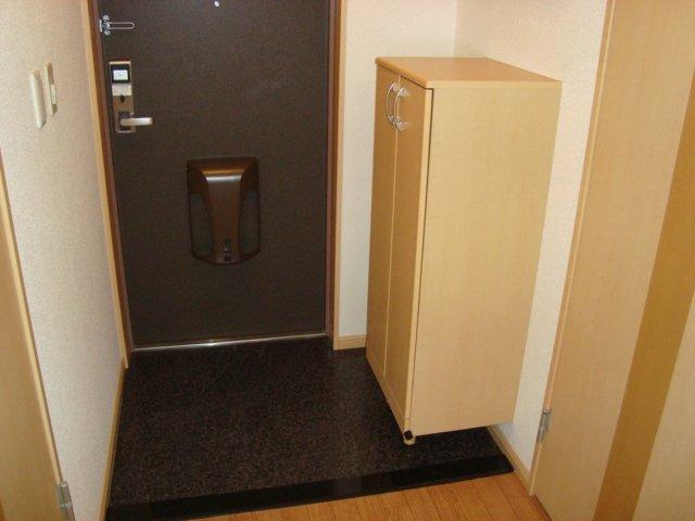 マサケンハイツ 101号室の玄関