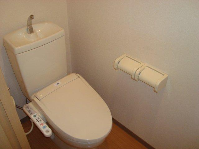 マサケンハイツ 101号室のトイレ