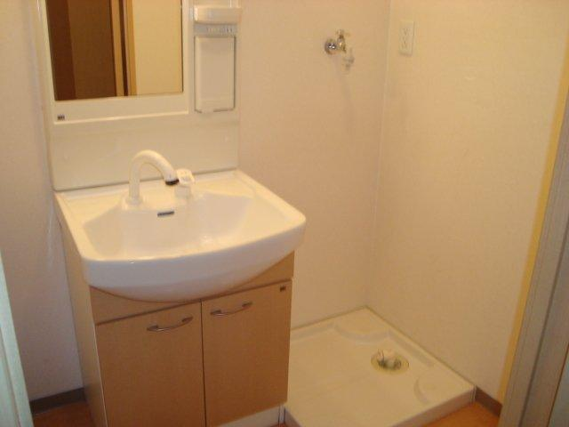 マサケンハイツ 101号室の洗面所