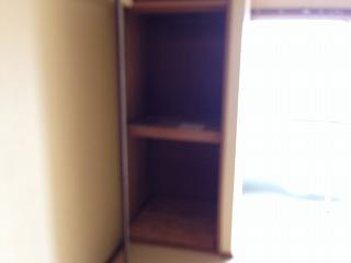 衣ビル 303号室の収納