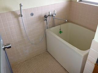 衣ビル 303号室の風呂
