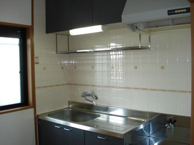 サンハイツN'S 302号室のキッチン