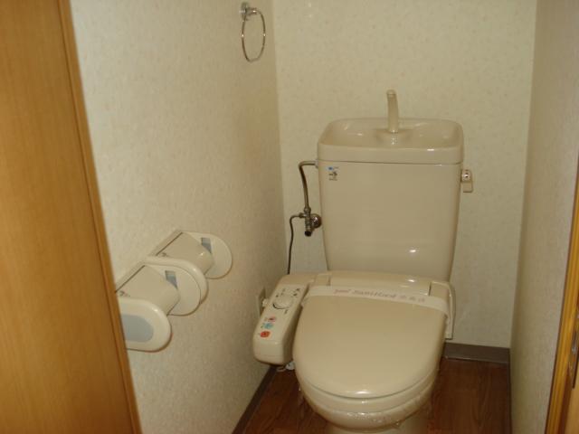 サンハイツN'S 302号室のトイレ