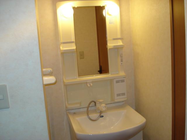 サンハイツN'S 302号室の洗面所