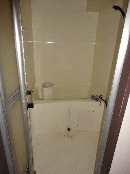 ウエストヒルズ斉藤 305号室の風呂