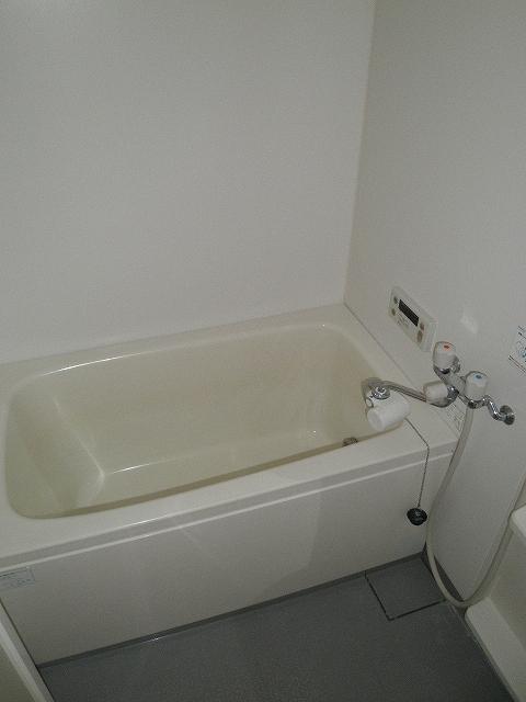 萩野マンションB棟 202号室の風呂