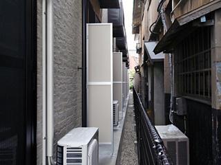 レオパレスマカービルシャナ 207号室の景色
