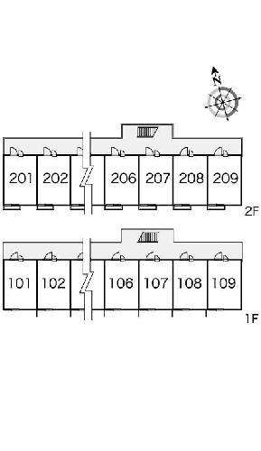 レオパレスマカービルシャナ 207号室のその他