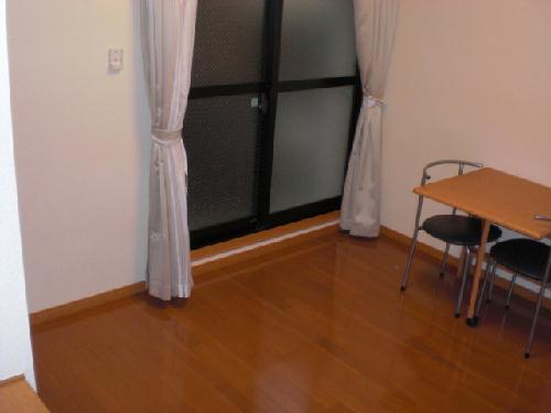 レオパレスマカービルシャナ 207号室のリビング