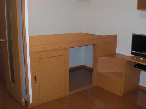 レオパレスマカービルシャナ 207号室の居室