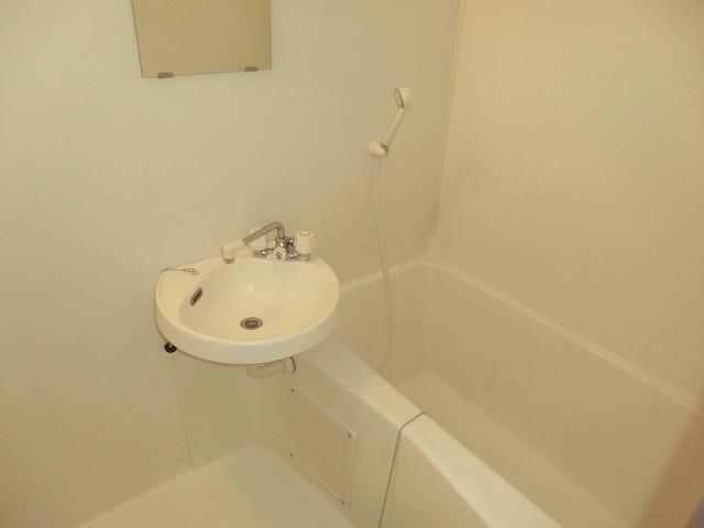 Tコーポ 201号室の風呂