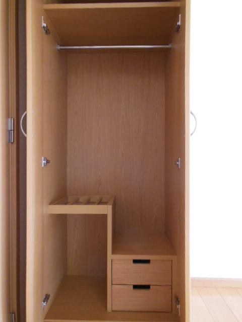 i-room大林町 101号室の収納