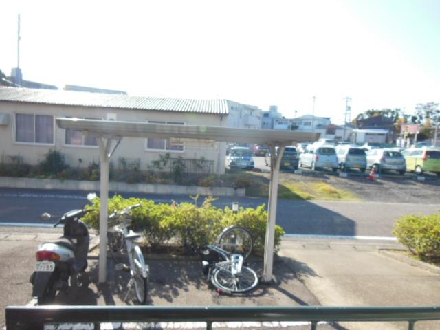 i-room大林町 101号室の景色