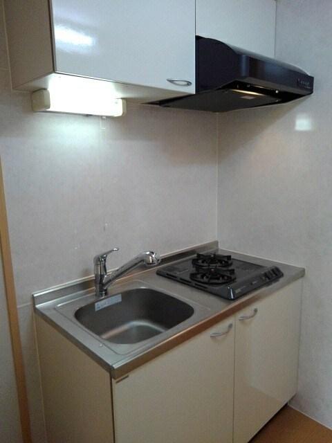 ソウブ レジデンス 03010号室のキッチン