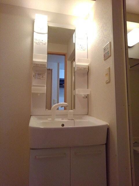 ソウブ レジデンス 03010号室の洗面所