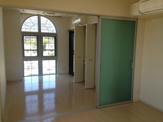Klingel Baum 410号室のリビング