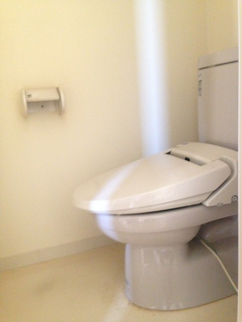 Klingel Baum 410号室のトイレ