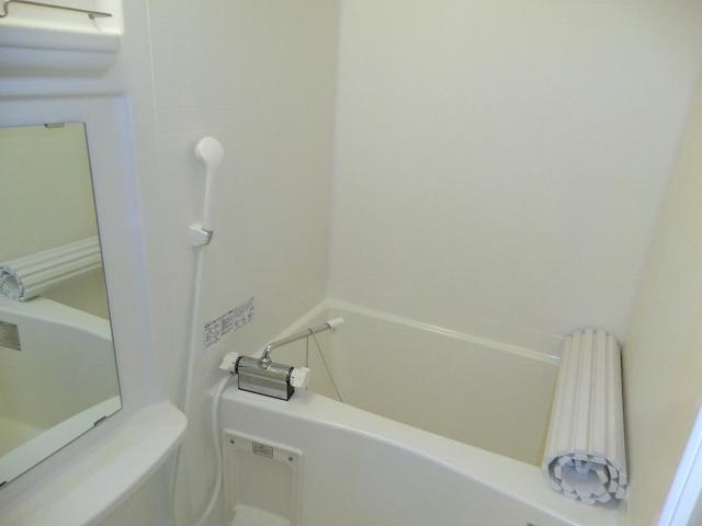 リビュール上縄 103号室の風呂