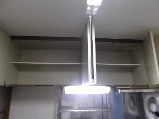 ヴィラテレサ 102号室の収納