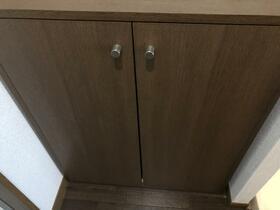 Y'sテスタ大久保 106号室のキッチン