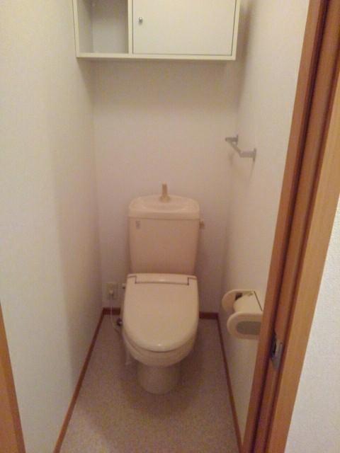 シャルマンプラースⅡ 01030号室のトイレ