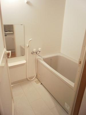 エスポワールTAKEDA 206号室の風呂