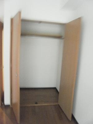 エスポワールTAKEDA 206号室の収納