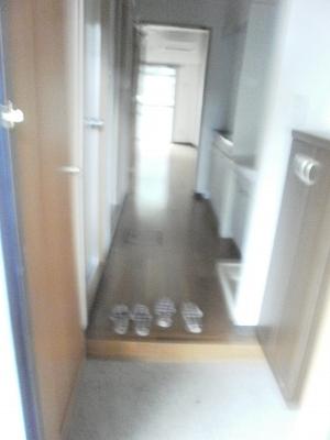 エスポワールTAKEDA 206号室の玄関