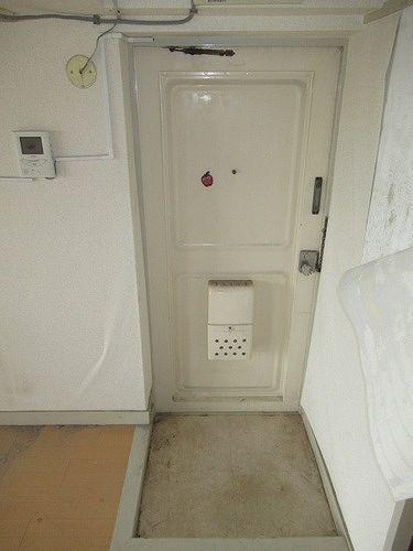 多摩川住宅ニ-15号棟 405号室のその他